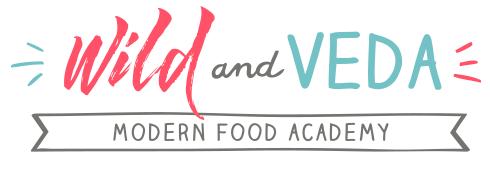 wild and veda Modern Food Academy LOGO Ernährung bei Chemotherapie